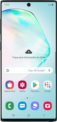 Samsung Galaxy Note10 (Android 9.0)