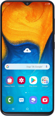 Samsung Galaxy A20 (Android 9.0)