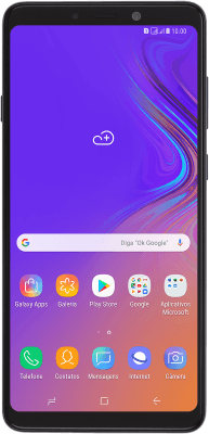 Samsung Galaxy A9 (2018) (Android 8.0)