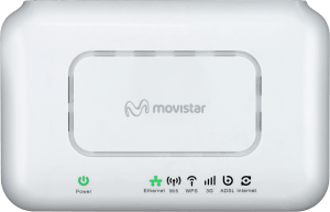 ZTE ZXHN H108N | Soporte Movistar Colombia