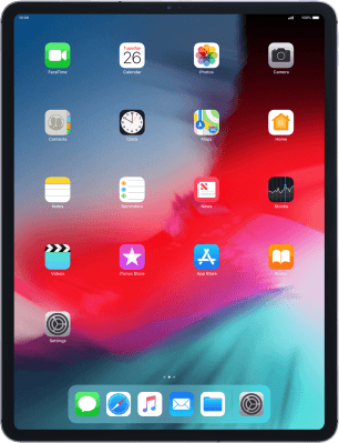 Apple iPad Pro 12.9 (2018) - DarkGray
