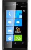 Internet a aplikace - Nokia Lumia 800 (Windows Phone 7.5)