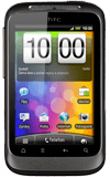 Technické informace - HTC Wildfire S (Android 2.3)