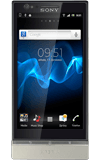 Internet a aplikace - Sony Xperia P (Android 2.3)