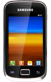 Technické informace - Samsung Galaxy Mini 2 (Android 2.3.6)