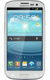 Technické informace - Samsung Galaxy S III (Android 4.3)
