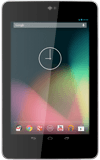 Internet a aplikace - ASUS Nexus 7 (Android 4.1.2)