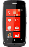Internet a aplikace - Nokia Lumia 610 (Windows Phone 7.5)