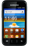 Samsung Galaxy Ace Plus (Android 2.3)