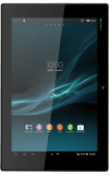 Internet a aplikace - Sony Xperia Tablet Z (Android 4.1.2)