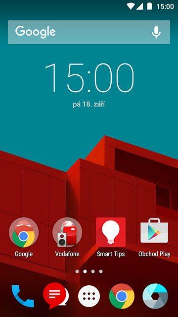 Jak skrýt nebo zobrazit své telefonní číslo - Vodafone Smart prime 6  (Android 5.0.2) - Manuály - Centrum péče - Vodafone.cz d2e74b847cb