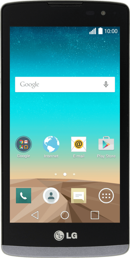 LG Leon 4G LTE (C50)
