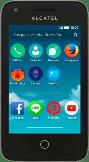 Alcatel Pixi 3 (3.5)