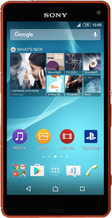 Sony Xperia Z3 Compact LTE