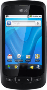 LG Optimus One (P500)
