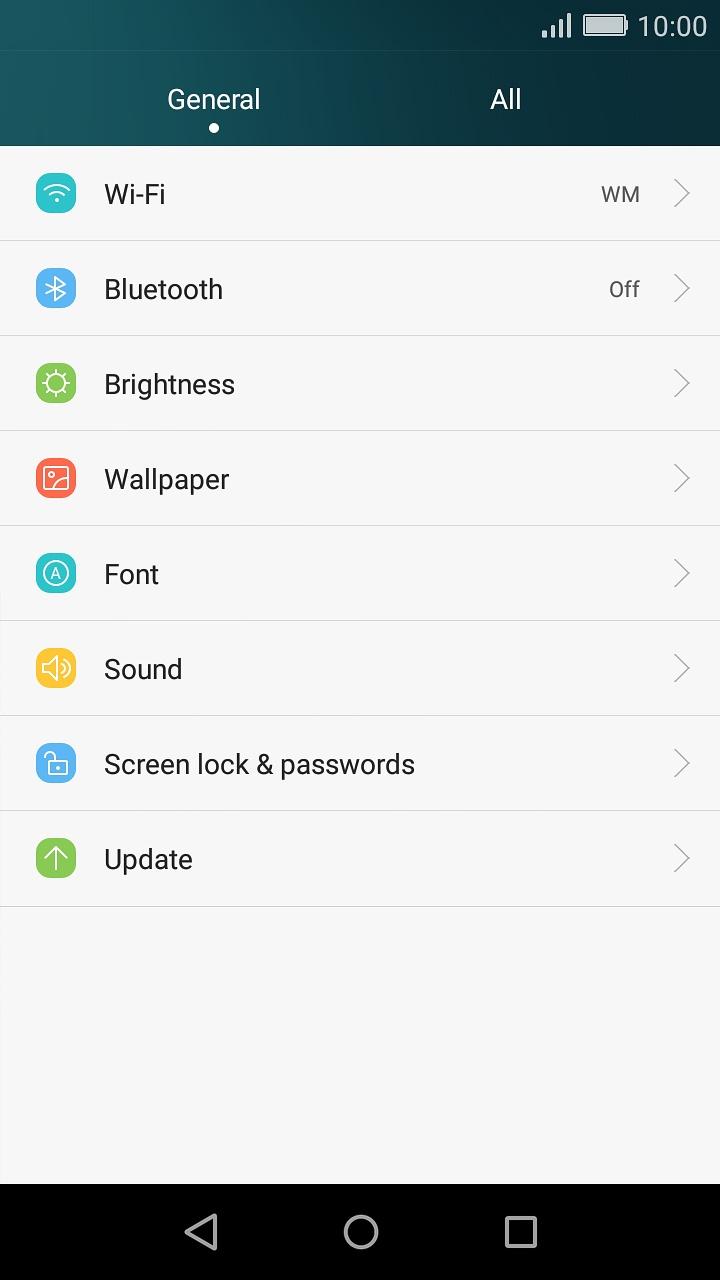 Huawei P8 Lite: Jeg kan ikke foretage taleopkald