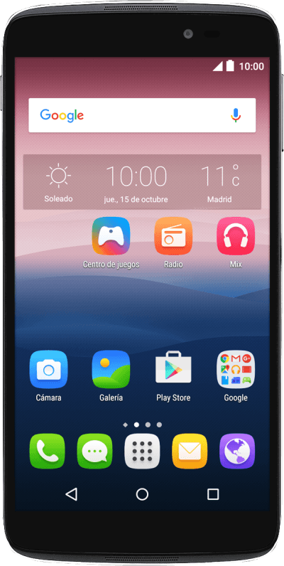 celular Alcatel Idol 3 (5.5)