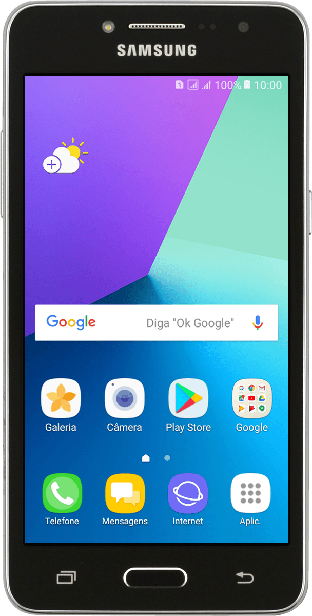 Samsung Galaxy J2 Prime TV-Duos