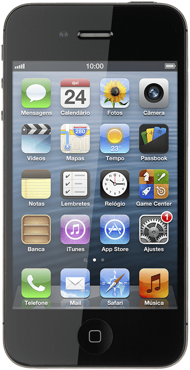 Apple iPhone 4S iOS 6