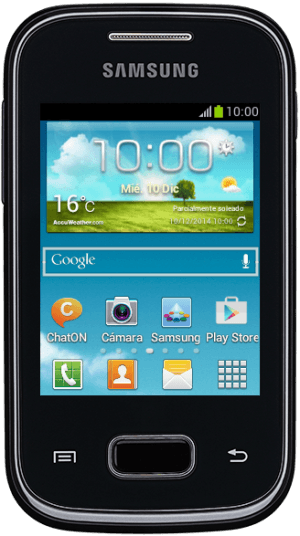 Samsung Galaxy Pocket Plus