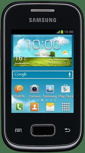 Samsung Galaxy Pocket Plus