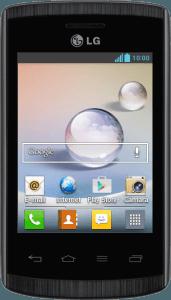 LG Optimus L1 II Single