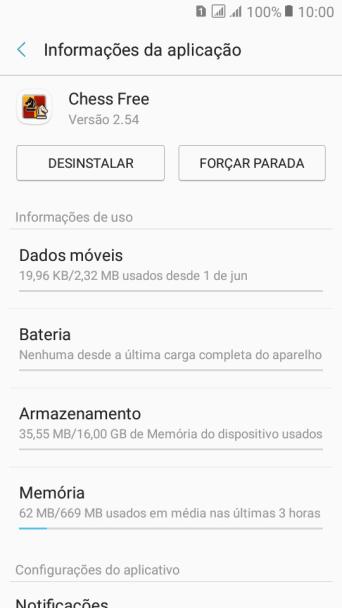 TIM - Como mover apps para o cartão de memória no Samsung