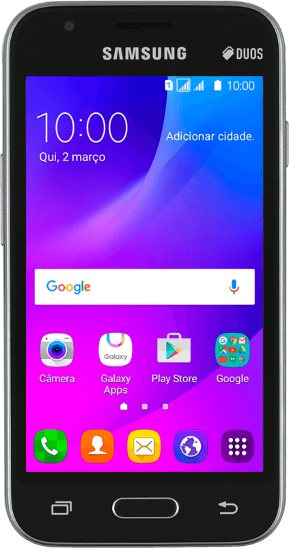 Samsung Galaxy J1 mini Duos