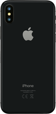 Apple iPhone Xs - Black