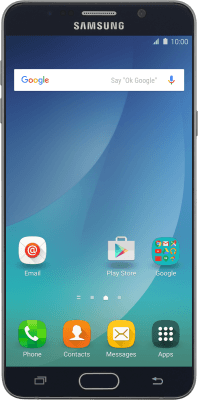 Select network mode - Samsung Galaxy Note 5 (Android 5 1 1) - Telstra