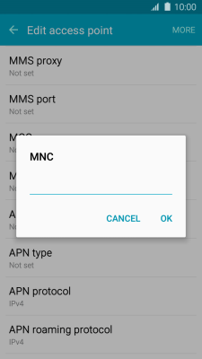 I can't send and receive picture messages - Samsung Galaxy