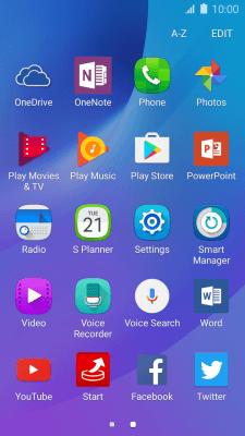 Install Facebook - Samsung Galaxy J3 (Android 5 1 1) - Telstra