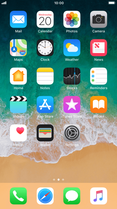 Install Google Maps Apple Iphone 7 Plus Ios 11 0 Telstra