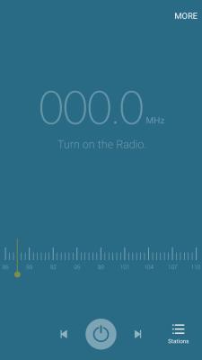 Use FM radio - Samsung Galaxy J3 (Android 5 1 1) - Telstra