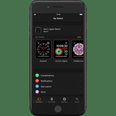 Update Apple Watch software - Apple Watch Series 3 (watchOS