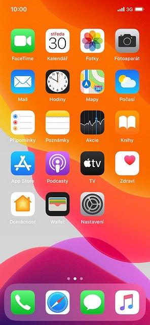 pripojiť stránky App