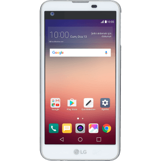 Turn NFC on your LG X screen Android 6 0 on or off - X