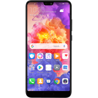 Select voice control settings on your Huawei P20 Android 8 1