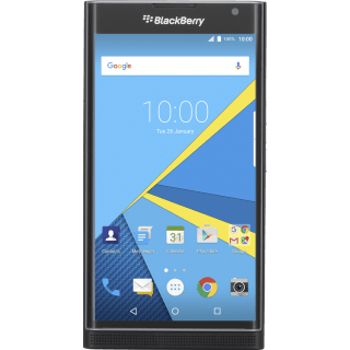 List of screen icons on your BlackBerry Priv Android 5 1 1 - Priv