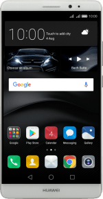 Install apps from Google Play on your Huawei Mate 8 Android