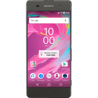 Turn vibration on your Sony Xperia XA Android 6 0 on or off