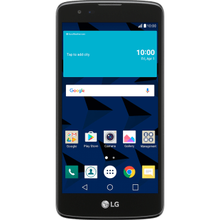 Select voice control settings on your LG K8 4G Android 6 0 - K8 4G