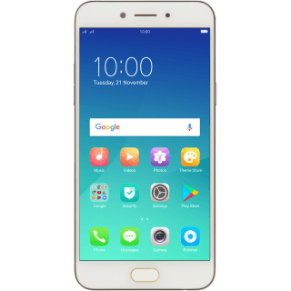 Turn automatic use of mobile data on your OPPO A77 Android