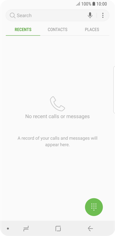 how to change your voicemail samsung