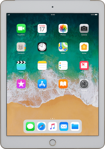 Apple iPad (5th generation) (iOS 11.0)