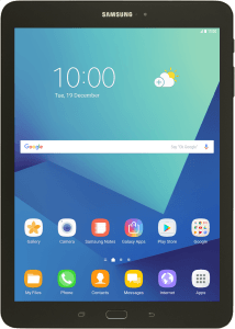 Samsung Galaxy Tab S3 (Android 7.0)