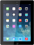 Apple iPad with Retina display (iOS7)