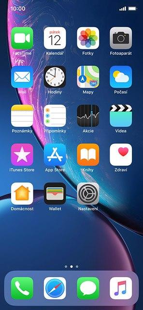 len pripojiť app pre iPhone