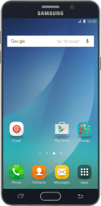 Samsung Galaxy Note 5 (Android 5.1.1)