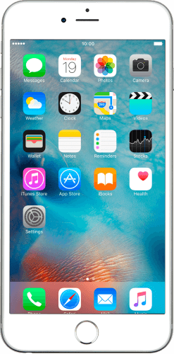 Apple iPhone 6 Plus (iOS 9.0)